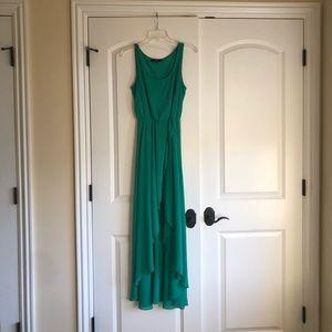 Dresses & Skirts - Like new, goddess like hi low dress